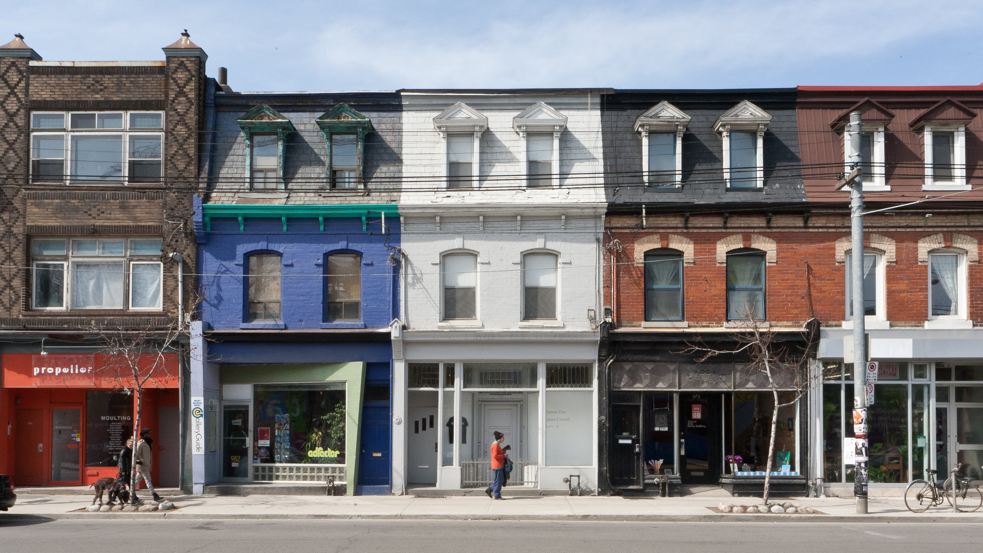 A Brief History Of West Queen West