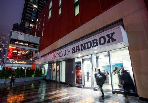Artscape Sandbox