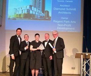 Civic Trust Award For Daniels Spectrum