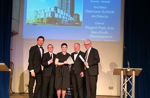 Civic Trust Award For Daniels Spectrum
