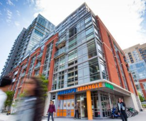 One-Bedroom Loft At Artscape Triangle Lofts For Sublet