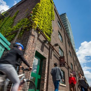 Large Arts Programming Or Collective Space Available For Rent At Artscape Distillery Studios