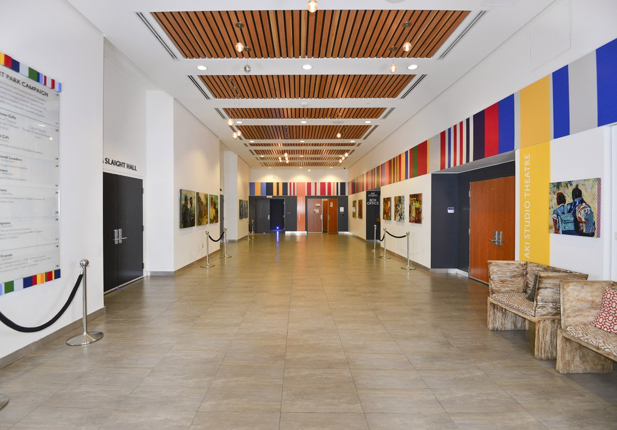 Daniels Spectrum Main Floor Lobby