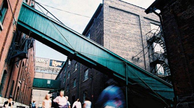 Space Share: Artscape Distillery Studios