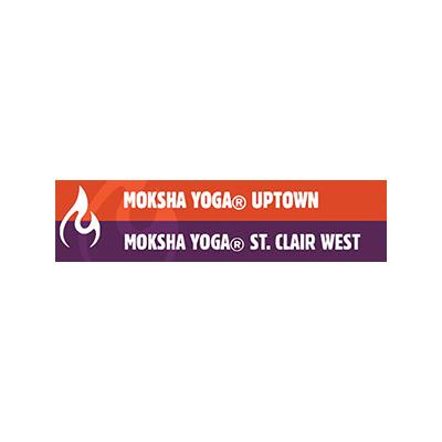 Moksha Yoga St. Clair West