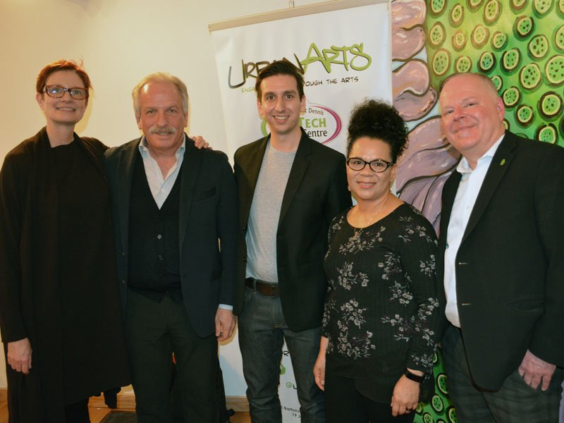Program Partners For Artscape Weston Common Announced