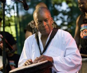 Muhtadi Thomas: African Drumming Legend Of TO