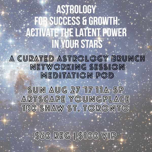 Astrology For Success & Growth: ACTivate The Power In Your Stars