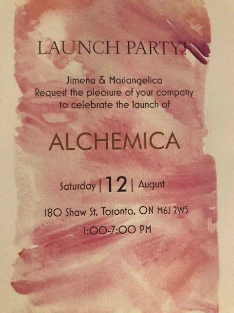Alchemica Launch Party