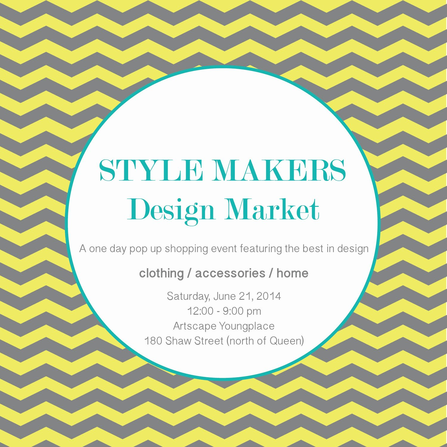 STYLE MAKERS Design Market