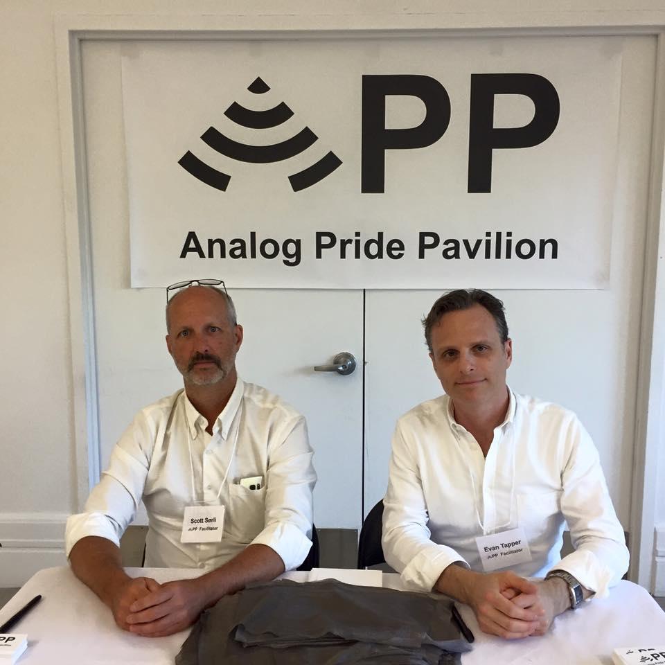 NUIT ROSE Presents: Analog Pride Pavilion