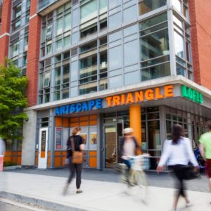 Sublet: Artscape Triangle Lofts