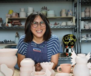 Meet Ceramist Julie Moon