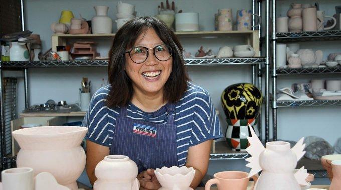 Meet Ceramist Julie Moon