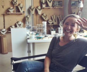 Meet Jewellery Designer Michelle Ross