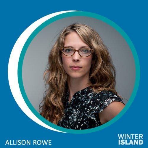 Winter Island Allison Rowe