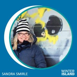 Winter Island Sandra Smirle