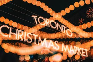 Christmas Is Coming To Artscape Distillery Studios