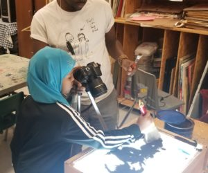 A Sneak Peek At Regent Park Students' Latest Film Project