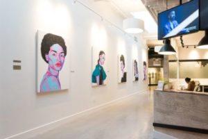 Benny Bing On Display At Artscape Daniels Launchpad