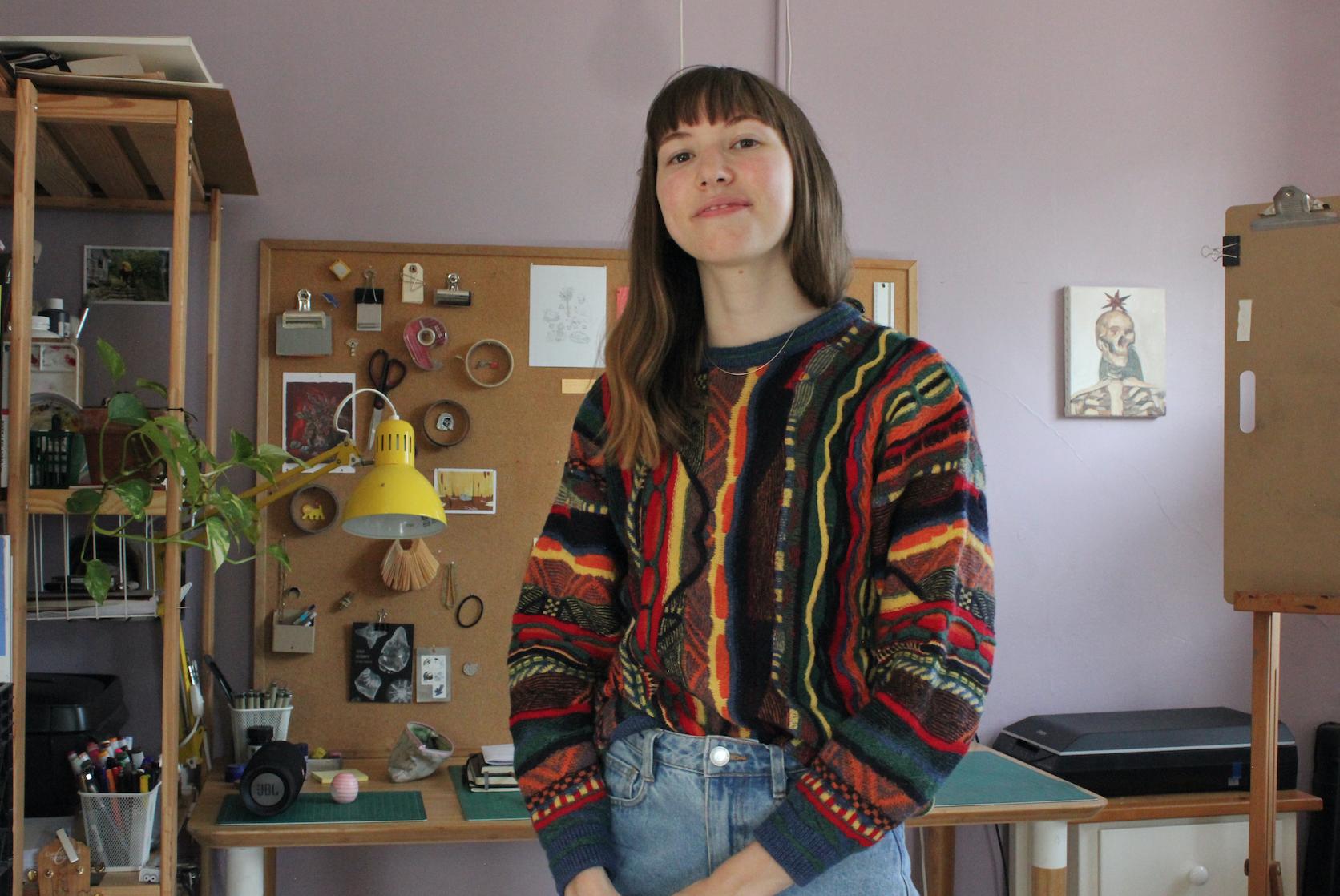 Meet Illustrator Kima Lenaghan