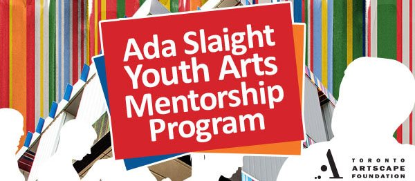 Announcing 2019 Ada Slaight Youth Arts Mentorship Program Participants