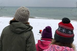 Experience The Joy Of Winter At Artscape Gibraltar Point