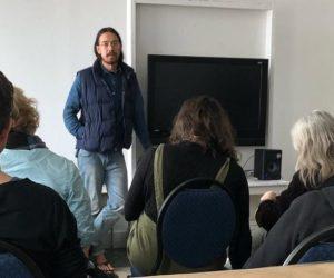 """""""My Work Is About Island People."""" – Brendan George Ko"""