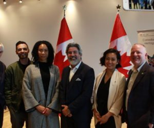 Federal Minister Canadian Heritage And Multiculturalism Tours Artscape Daniels Launchpad