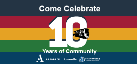 Come Celebrate 10 Years Of Creativity And Community At The Barns!