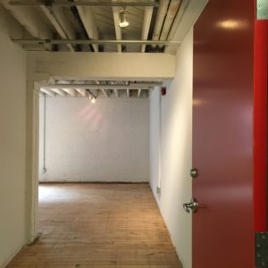 Work Studio Space Available For Rent In Artscape Distillery Studios