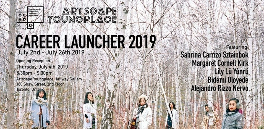 Artscape Youngplace Photography Career Launcher 2019 Exhibition Opening July 2