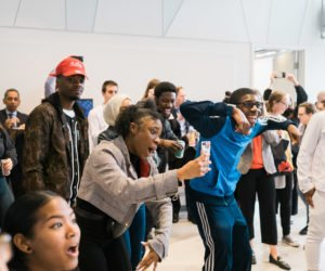 Highlights Of The Urban Arts' Beats.Mind.Movement Showcase At Artscape Weston Common