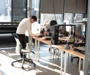 Meet Alex Wimbush, Digital Fabrications Studio Tech