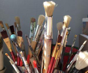 Artist, Mariana Bolanos Makes Artscape Bayside Lofts Her New Home