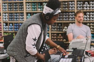 Beat Builders Assemble At Artscape Daniels' Launchpad's Digital Media Lab For Loop Sessions Toronto – July 28