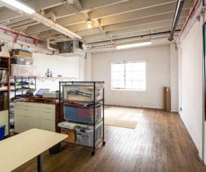 Sharing Opportunity Available In Artscape Distillery Studios