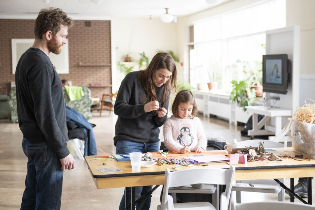 Artscape Gibraltar Point Child Inclusive Artist Residency