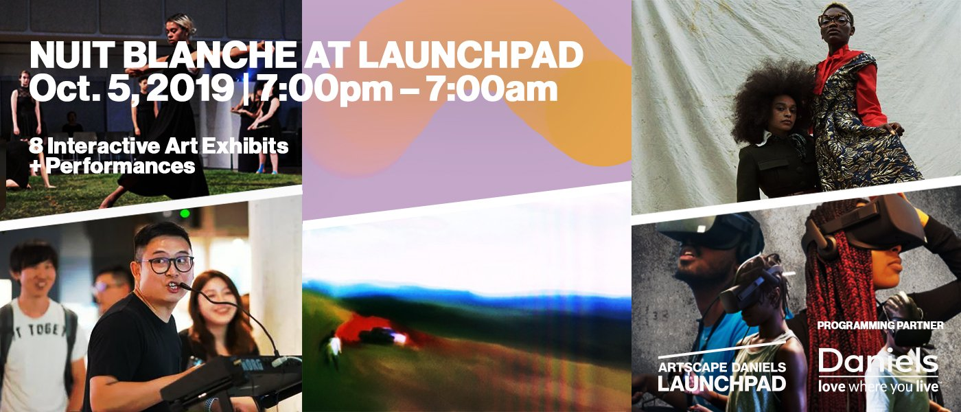 Artscape Daniels Launchpad Is A Must-visit Destination For Nuit Blanche 2019