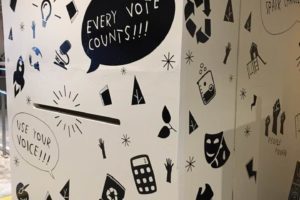 Ryerson And Artscape Encourage Voter Engagement Through The Power Of Art