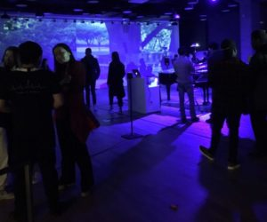 Toronto Art Enthusiasts Flocked To Nuit Blanche At Launchpad