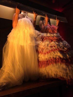 Blaque Book Live Mannequin Showcase Nuit Blanche at Artscape Daniels Launchpad