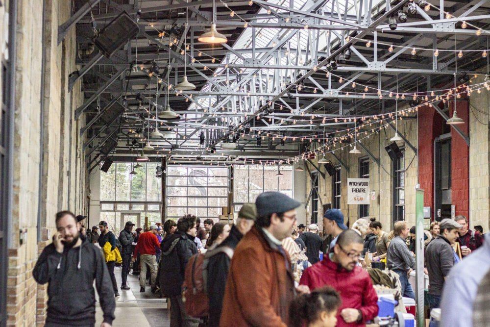 Foodies Unite For These Upcoming Markets And Events At Artscape Wychwood Barns