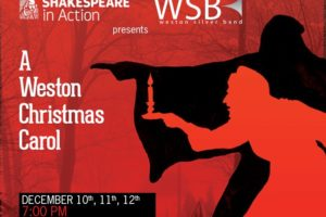Charles Dickens Re-imagined In Shakespeare In Action's A Weston Christmas Carol