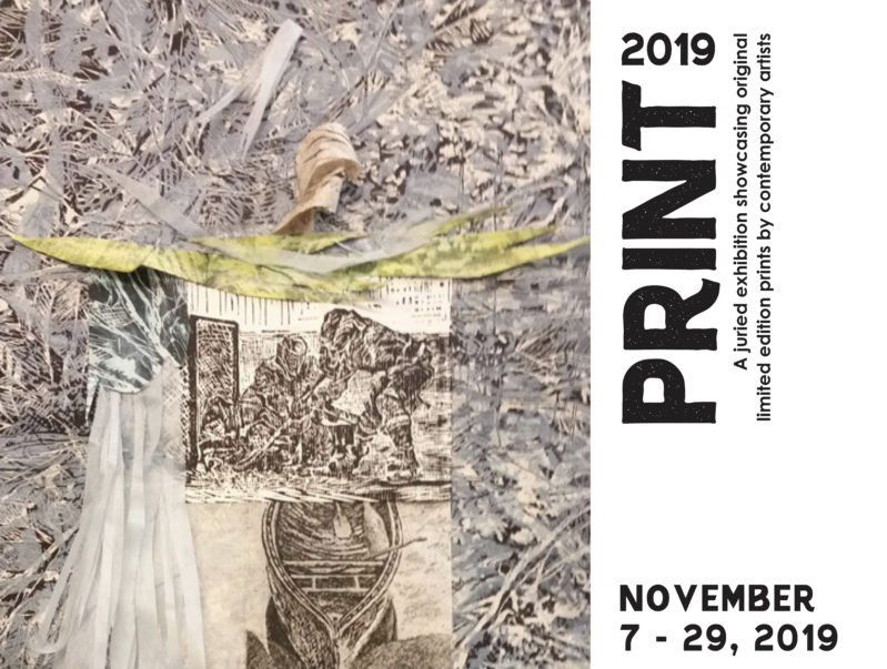 Exhibition At John B. Aird Gallery Explores Possibilities Of Print At Artscape West Queen West