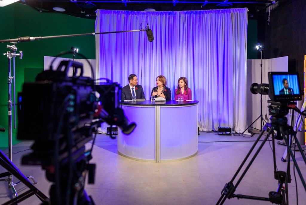 Artscape Daniels Launchpad Toronto VFX Studio Livestreamed Webcast