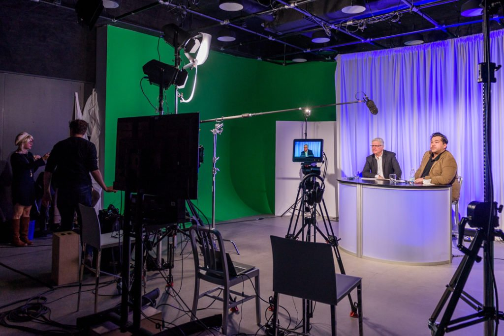 Artscape Daniels Launchpad Toronto VFX Studio and Green Screen