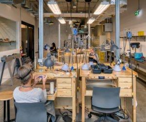 Forging The Jewellery Designer's Career: A Spotlight On Creative Studio Workshop Facilitator, Hannah Cowan
