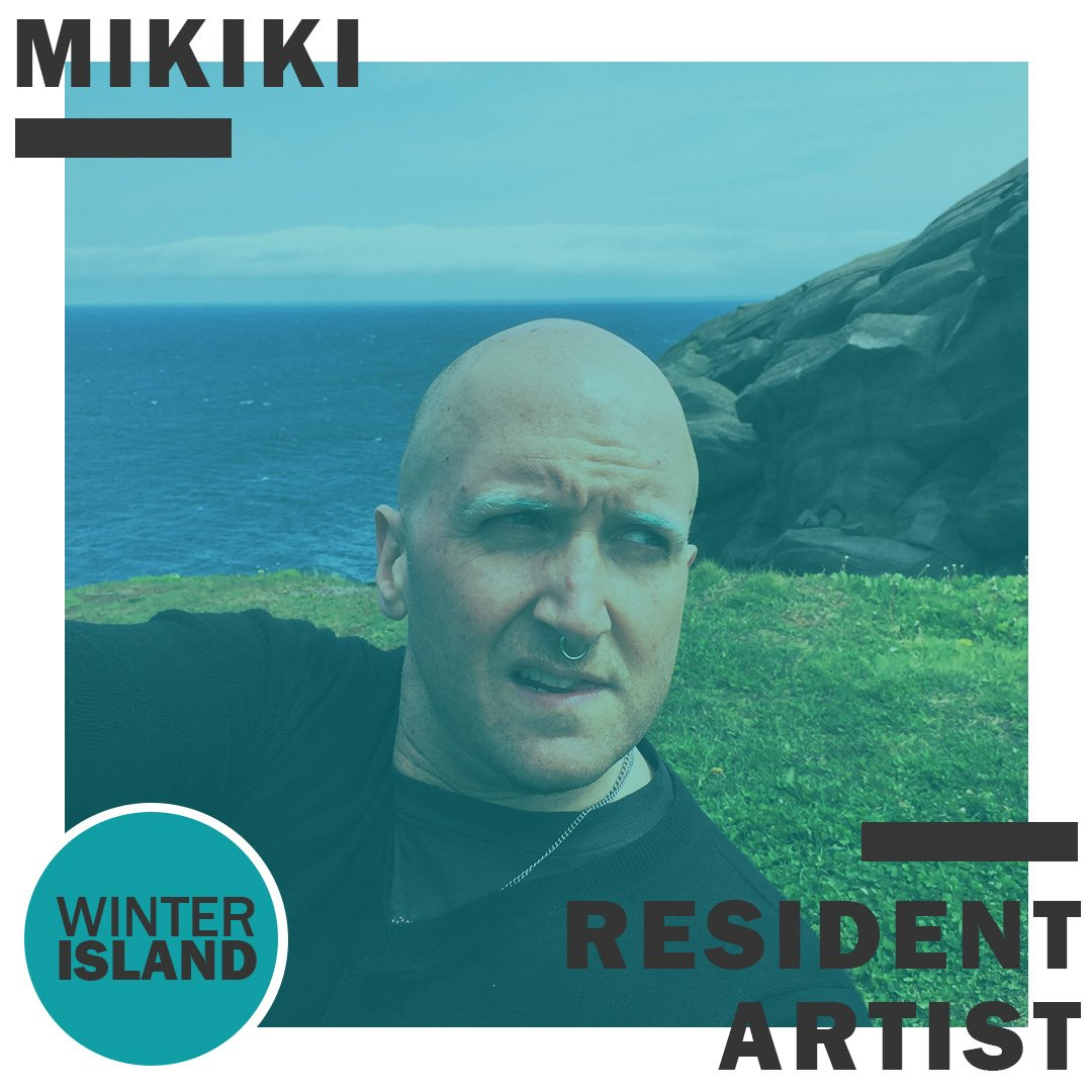 Artscape Gibraltar Point Winter Island Artist In Residence 2020 Mikiki