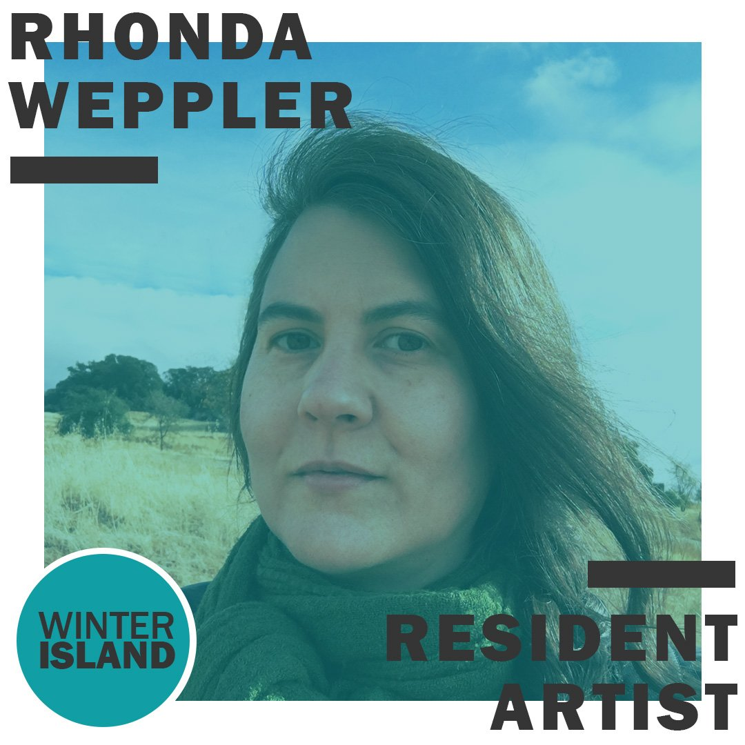 Artscape Gibraltar Point Winter Island Artist In Residence 2020 Rhonda Weppler